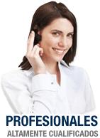 profesionales altamente cualificados