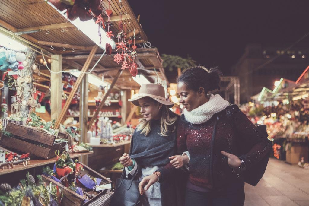 Conoce los mercados navideños de Valencia